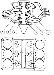 spark plug wiring diagram graphic