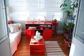 Small Storage Cabinet For Living Room In The Little Yellow House House Tour