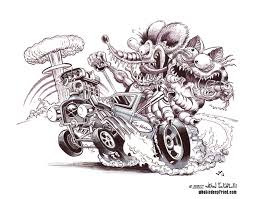 ratfink by death ray graphics on deviantart