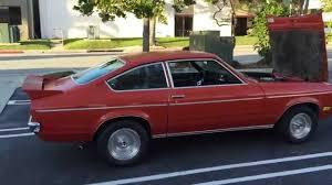 1972 Chevrolet Vega 2300 V8 Swap - YouTube