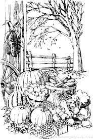 coloring pages fall coloring pages autumn harvest coloring pages printable fall coloring pages fall festival coloring