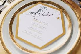 wedding reception menu cards ⋆ nico & lala Wedding Reception Menu Cards the receptions cards for this palm beach wedding, held at the breakers, were perfectly preppy and chic! to see more pictures from the bride and grooms big wedding reception menu card template