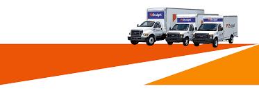 Moving Truck & Van Rental Deals | Budget Truck Rental
