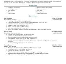 Cleaner Sample Resume Cleaner Example Office Cleaner Sample Resume