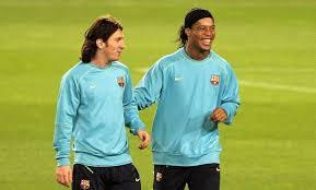 Messico, Ronaldinho non ci sta: Leo Messi? Non è il migliore della storia