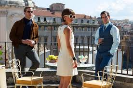 Image result for the man from uncle movie