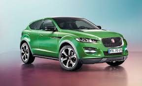 new release jaguar carJaguar EPace revealed the big cats first EV will also be an SUV