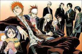 the bleach manga is finally ing to