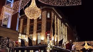 Festive Lighting Dublin Dublin At Christmas