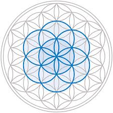 this spiritual symbol could be considered king in sacred geometry said to contain all the patterns of creation in it the flower of life is possibly the