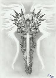Archangel Tyrael Google Search темы буквыэскизы идеи для