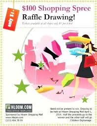 Raffle Ticket Poster Template Christmas Raffle Prize Poster Template Fundraiser Flyer Word Sample
