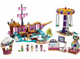 Игрушка лего <b>Прибрежный</b> парк развлечений, <b>lego</b> 41375