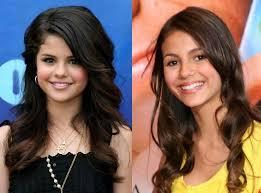 Vs - Victoria justice vs Selena Gomez Foto (34649071) - Fanpop