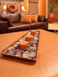 Burnt Orange And Brown Living Room Concept Unique Design Inspiration