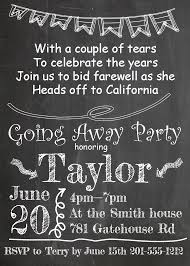 elegant free going away party invitations recent of free farewell invitation templates
