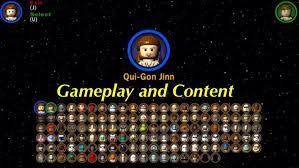 lego star wars plete saga general