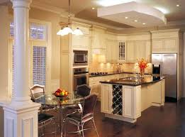 White bathroom cabinets with granite Colonial White Off White Cabinets With Granite Countertops Cream Cabinets Warm Up This Room Without Darkening It And Balances The Dark Floor And Counters White Bathroom Michele Nails Off White Cabinets With Granite Countertops Cream Cabinets Warm Up