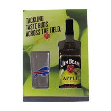 jim beam gift set jim beam apple bourbon bills gift set 750ml