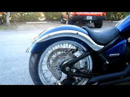 vulcan 900 classic with meancycles spoke 240 kit youtube