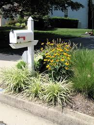 Perennial Mailbox Garden Plans