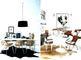 ikea hide rug cow skin rug hide cowhide amusing dining with additional chairs animal rugs ikea