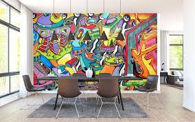 urban street art graffiti wall murals
