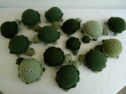 Free Crochet Turtle Pattern Interesting New Etsy Item Little Turtle Crochet Pattern Colleen's Creations