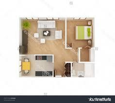 House Plan Home Design : Floor Plan 80555pm F1 1 Bedroom Cottage House  Plans .