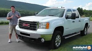 2012 Chevrolet Silverado 2500HD & GMC Sierra 2500HD Truck Review ...