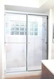 c line framed sliding door shower towel bar and brackets frameless hinge gasket