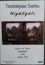 layering light oil paint over dark paint is one of the most important aspects of any work of art oil painting lesson highlights dvd