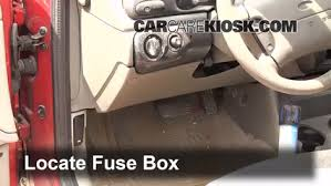 interior fuse box location 1995 2000 ford contour 1998 ford 1998 mercury mystique fuse box location at 99 Mystique Fuse Box Engine Compartment