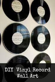 vinyl record wall art endlessly inspired