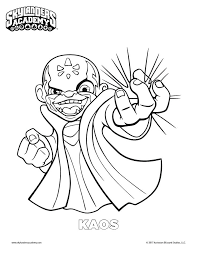 Skylanders Colouring Pages Free Coloring Page Skylanders Dark Spyro
