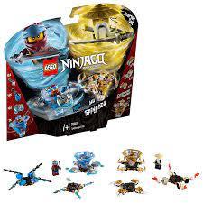 MY KINGDOM - Đồ Chơi Xếp Hình LEGO Ninjago Con Quay Lốc Xoáy Nước Và Lốc  Xoáy