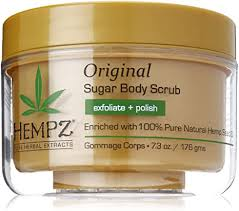 <b>Hempz Original Herbal Sugar</b> Body Scrub, 7.3 Fl Oz: Amazon.ca ...