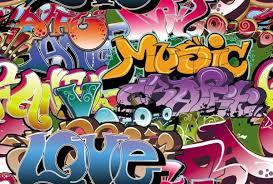 Graffiti Font Free Beautiful Graffiti Font Design 04 Vector Free Vector In