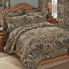 realtree max 5 queen camo comforter set w sheets 7pc duck geese hunt grasses