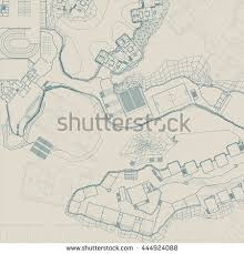 architectural engineering blueprints. Fine Architectural Architectural And Engineering Blueprint Topographic Drawing On Gray  Background Raster Version Inside Engineering Blueprints I