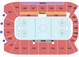 Barrie Colts Arena Seating Chart Barrie Colts Vs Oshawa Generals Tickets Sat Dec 28 2019 7