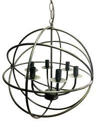 metal sphere chandelier metal sphere chandelier large metal sphere chandelier