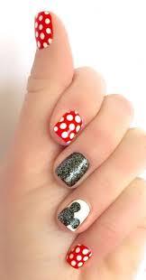 Magical Mickey Nails Nechty Nechtový Dizajn A Manikúra