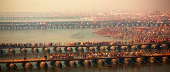 age old tradition of kumbh mela in  poweredby