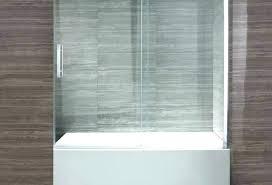 frameless shower doors shower enclosures tub shower doors bathtub shower doors mesmerizing trackless with sliding