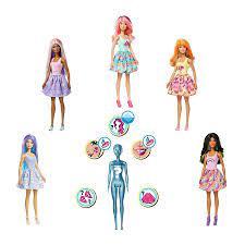 Búp bê Barbie đổi màu 3