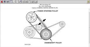 1991 acura integra belt routing diagram air conditioning problem 3 replies