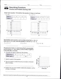 lesson 4 skills practice slope intercept form lovely writing linear equations worksheet answers the best worksheets
