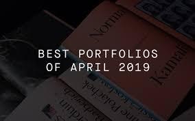 Best Design Portfolios 2019 Design Portfolio Inspiration Of April 2019 Desk Magazine