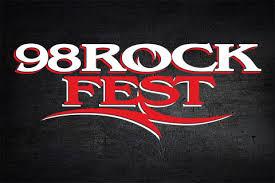 98rockfest 2020 Amalie Arena